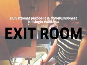 exit room helsinki pakohuoneet